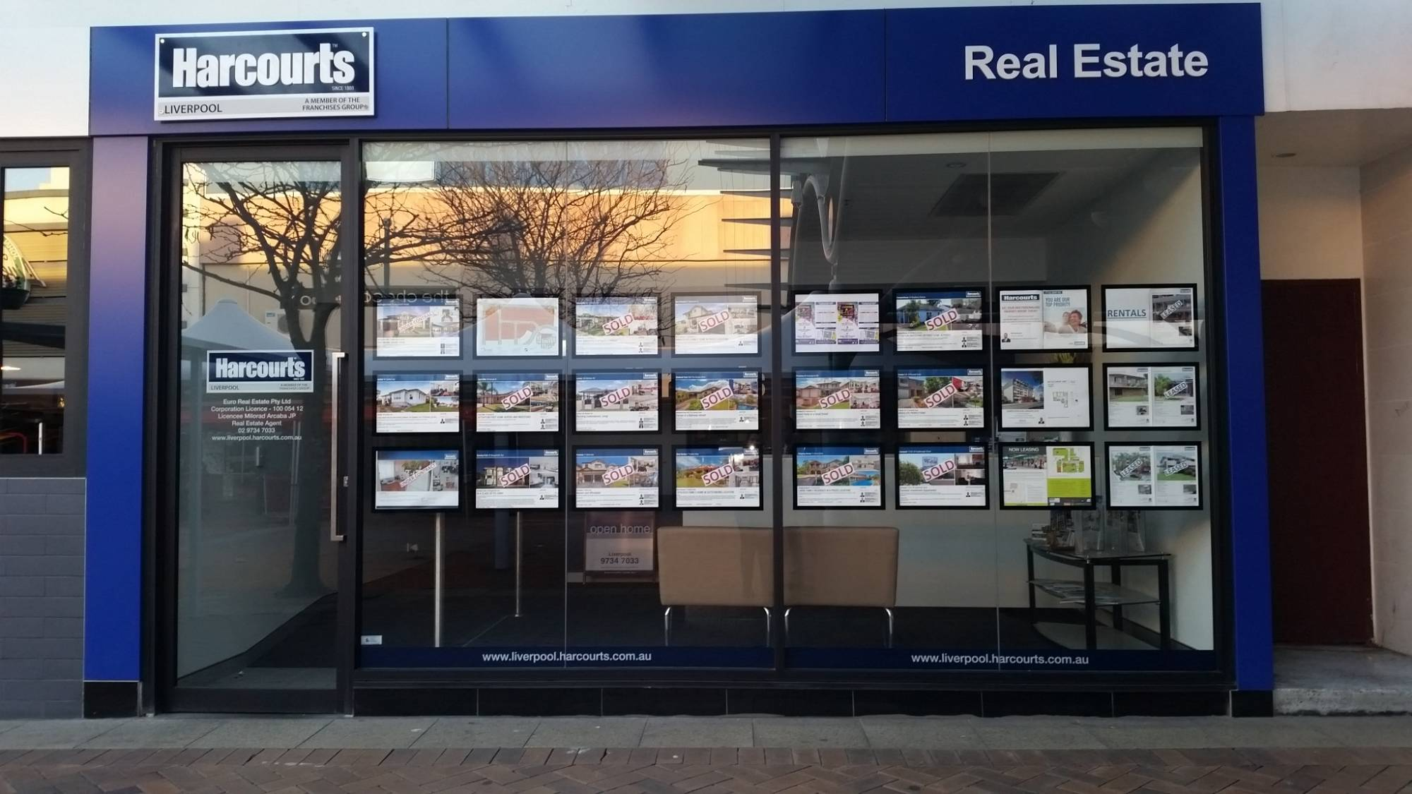 Clearview Magnetic Real Estate Displays